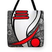 Ganesha_the Elephant God Tote Bag