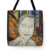 Gang Of Four - Stephanie Tote Bag