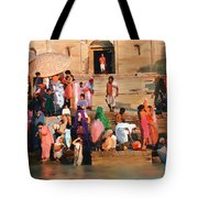 Ganges Tote Bag