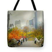 Gapstow Crossing Tote Bag