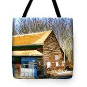 Garage 1 Tote Bag