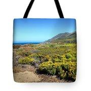 Garapata Beauty Tote Bag
