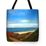 Garapata State Park South Of Monterey Ca Seven Tote Bag