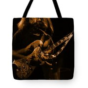 Garciart #14 In Amber With A Twist Tote Bag