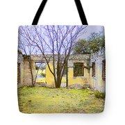 Garden Apartment Tote Bag
