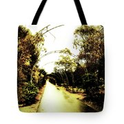 Garden Arches Of Gold Tote Bag