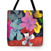 Garden Arrangement Tote Bag