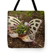 Garden Art Tote Bag