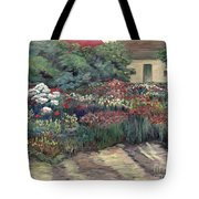 Garden At Giverny Tote Bag