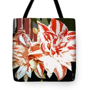 Garden Beauty Work Number 30 Tote Bag