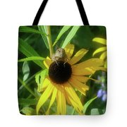 Garden Buffet Tote Bag