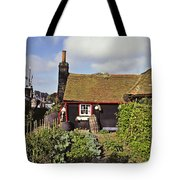 Garden By The Sea Tote Bag