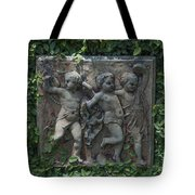 Garden Children Tote Bag