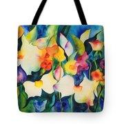 Garden Dance Tote Bag