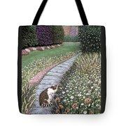 Garden Delights I Tote Bag