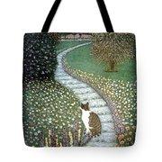 Garden Delights II Tote Bag