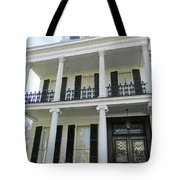Garden District 11 Tote Bag