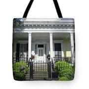 Garden District 15 Tote Bag