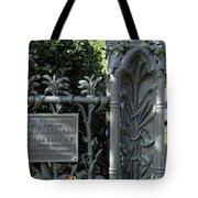 Garden District 3 Tote Bag