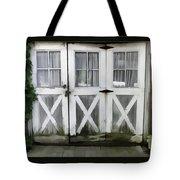 Garden Doors Tote Bag