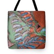 Garden Dream Tile Tote Bag