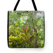 Garden Escape Tote Bag