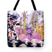 Garden Fest From The Sun Tote Bag