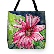 Garden Flower Tote Bag