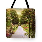 Garden Gate Tote Bag