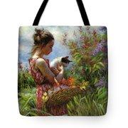 Garden Gatherings Tote Bag