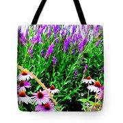 Garden Glory Tote Bag