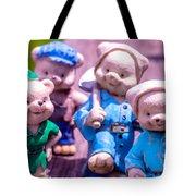 Garden Gnome 8 Tote Bag