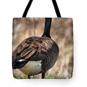 Garden Goose Tote Bag
