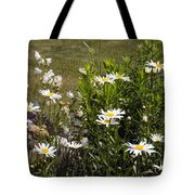 Garden Happiness Tote Bag