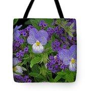 Garden Harmony 2 Tote Bag
