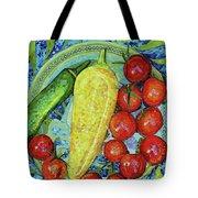 Garden Harvest Tote Bag