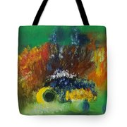 Garden Impressions  Tote Bag