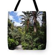 Garden In Menton Tote Bag