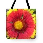 Garden Jewel Tote Bag