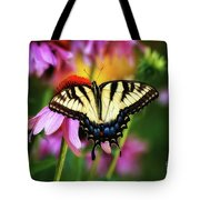Garden Jewelry Tote Bag