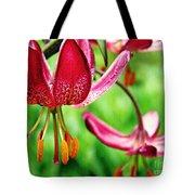 Garden Jewels 1 Tote Bag