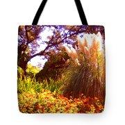 Garden Landscape Tote Bag