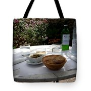 Garden Lunch Mallorca Tote Bag