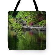 Garden Memories Tote Bag