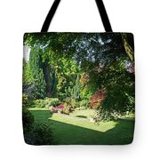 Garden Morning Tote Bag