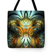 Garden Of Crowns Tote Bag