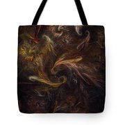 Garden Of Earthly Delight  Tote Bag