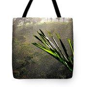 Garden Of Eden Rain Tote Bag