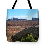 Garden Of Eden Rock Formations, Arches National Park, Moab Utah Tote Bag