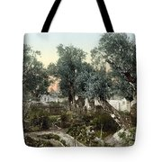 Garden Of Gethsemane Tote Bag